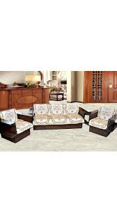 Couch Covers Online India Buy Madhav Product Sanam Sofa Cover Set Of 10 Online At Low