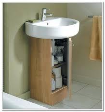 pedestal sink towel bar pedestal sink organizer small bath storage pedestal sink towel bar