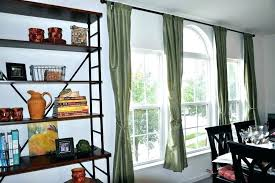 Ceiling Hung Curtain Poles Ideas Best 20 Ceiling Mount Curtain Rods Ideas On Pinterest