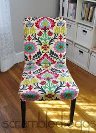 How To Make Slipcovers For Dining Room Chairs Best 20 Dining Chair Covers Ideas On Pinterest Chair Covers