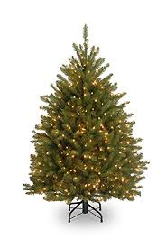 national tree 4 1 2 foot dunhill fir tree with 450
