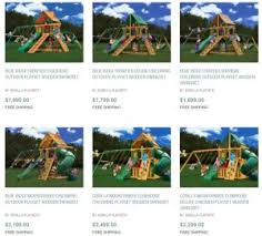 Home And Patio Decor Center Yippee Gorilla Playset Coupon Code For 5 Off Free Shipping