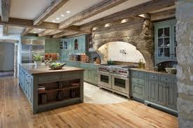 Cabin Kitchen Ideas Cabin Kitchen Design For Nifty Warm Cozy Rustic Kitchen Designs