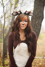 Halloween Costumes Ideas Women 20 Deer Costume Ideas Deer Costume Diy Bambi