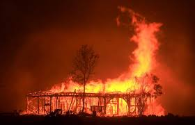 Barn Burning Symbolism Remembering The Priceless Landmarks Lost In Sonoma County Fires