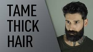 how to tame gray hair how to tame thick hair carlos costa youtube