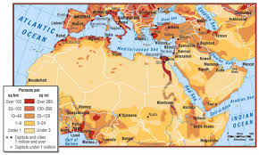 Northern Africa Map by North Africa And Southwest Asia New And Map Roundtripticket Me