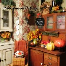 fall kitchen decorating ideas kitchen appealing fall kitchen décor ideas with floral wallpaper