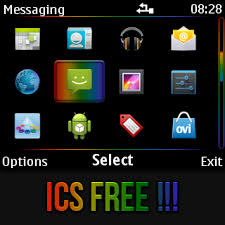 udjo42 themes for nokia c3 udjo42 high quality nokia themes nokia c3 theme ics gradient