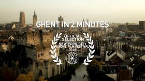 ghent city guide ghent in 2 minutes youtube