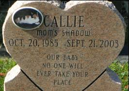 headstones for dogs pet headstones grave markers