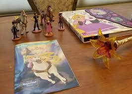 unboxing the latest disney princess pley subscription box