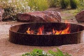 Higley Fire Pits by The King Of The Fire Pit Campfire Ring