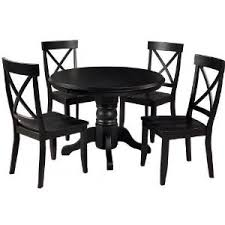 round table with chairs black round dining table and chairs black round dining table set