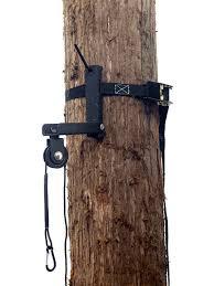 treestand hoist system x stand