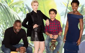 welcome to the jungle all star casts heat up the new jungle book