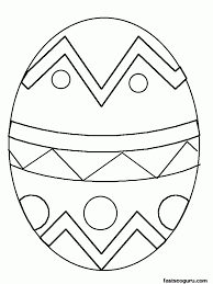 easter basket with eggs coloring page free easter egg coloring pages coloring home