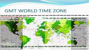 Map Of World Time Zones Certificate Of Physical And Human Geography Ch1 Time Zone Youtube