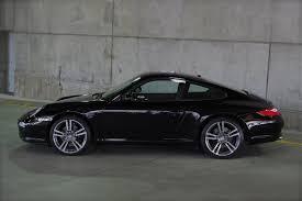 porsche coupe black 2012 porsche 911 c2 997 black edition cor motorcars