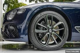 2018 Bentley Continental Gt Previewed In Singapore Image 712298