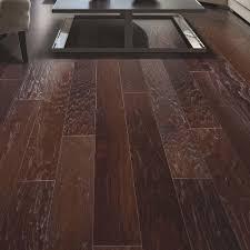 Engineered Hardwood Flooring Mm Wear Layer Hickory Canyon Brown 3 8