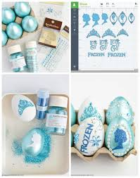 Easter Egg Decorating Frozen by The Best Step By Step Easter Egg Decorations You Should Not Miss