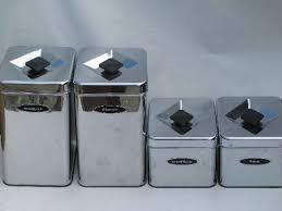 retro kitchen canisters set 567 best vintage kitchen canister sets images on