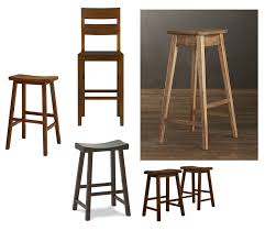 Wooden Bar Stool Plans Free by Build Your Own Bar Stool Kit Plans Diy Free Download Trellis Lowes
