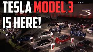tesla enthusiast video shows model 3 production line in motion