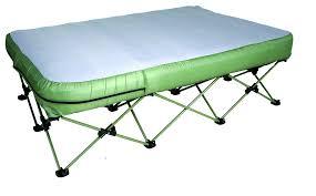 Folding Air Bed Frame Bed Set