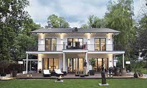 weberhaus prefabricated home combining energy efficient wood