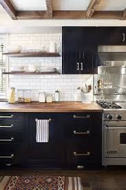 Black Kitchen Cabinets With Stainless Steel Appliances 313 Best Images About Decorating Our House On Pinterest Chairs