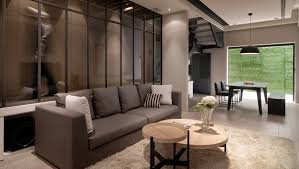 contemporary loft style apartment design makes you feel stunning