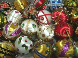 107 best beaded sequined ornaments images on