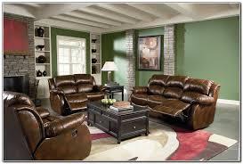 Grey Leather Reclining Sofa by Grey Leather Reclining Sofa Sofa Home Design Ideas