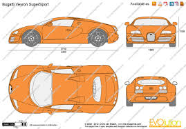 bugatti car drawing the blueprints com vector drawing bugatti veyron supersport