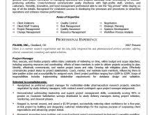 junior product manager resume increase 6 jeffrey d mansfield 290