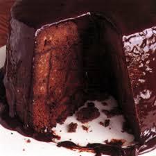 chocolate spice cake pudding recipe saveur