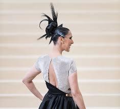 celine dion at the 2017 met gala popsugar celebrity australia