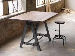 confortable industrial kitchen tables unique small kitchen decor