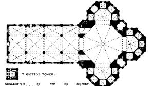 Medieval Cathedral Floor Plan Cathedral Of Santa Maria Del Fiore U2013 Italianrenaissance Org