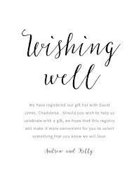 wedding gift quotes for money rustic digital printing wishing well