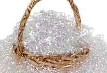 easter grass in bulk basket shred cello shreds easter grass my new ballet