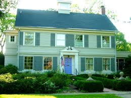 Colonial Revival Homes by Decoration Inspiring Southern Colonial Homes House Design