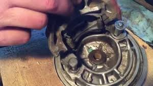 Klx 110 Brake Repair Youtube