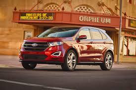 Ford Edge Safety Rating 2015 Ford Edge Revealed Automobile Magazine