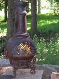 Ceramic Fire Pit Chimney - ceramic chimney fire pit classic karenefoley porch and chimney ever