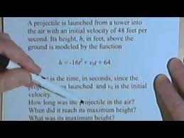 Quadratic Word Problems Worksheet With Answers Quadratic Equation Word Problems Part 2 070 25b