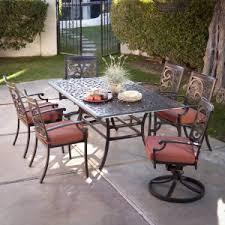 Aluminum Dining Room Chairs Aluminum Patio Dining Sets Hayneedle