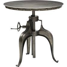 Nickel Table L Nickel Table L Element Bistro Table Nickel Rv Astley Table L